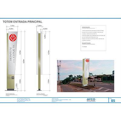 projeto de sistemas de sinalização