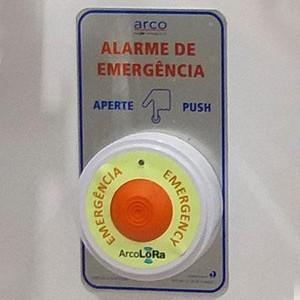 Alarme emergência PCD (PNE) sem fio AE19