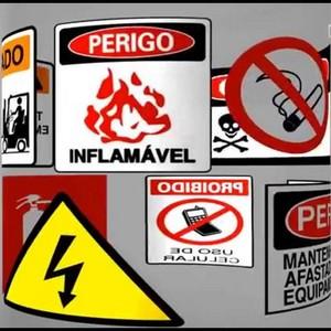Fornecedor de sinalização ambiental